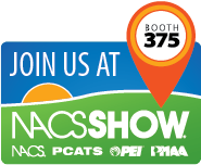 NACS Show Booth